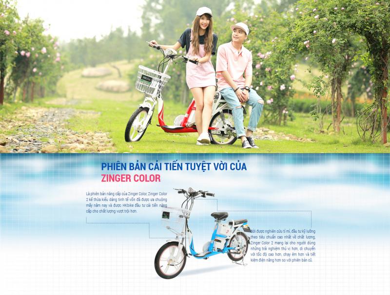 Hkbike Zinger Color