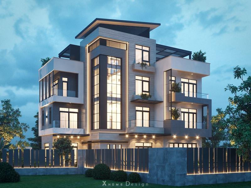 Top 8 Công ty thiết kế nhà ở đẹp nhất Hải Phòng