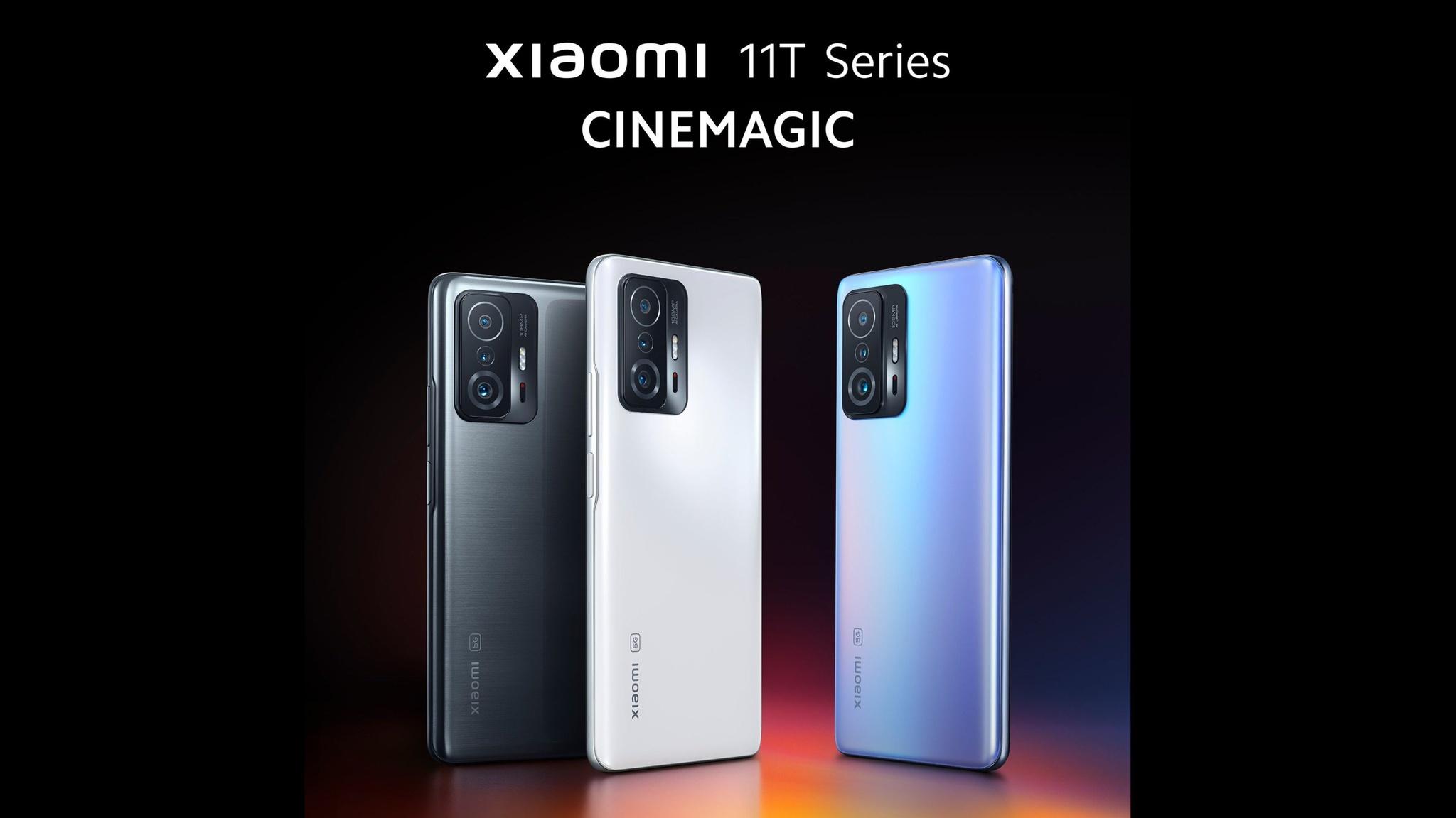 Xiaomi trình làng ba điện thoại game cao cấp Xiaomi 11 và loạt thiết bị mới