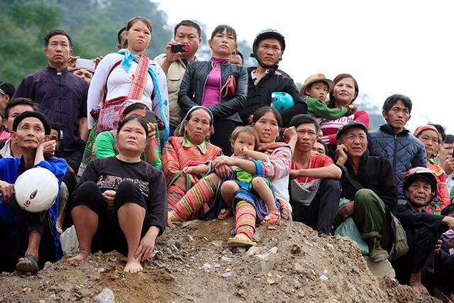 Người dân tại huyện Xín Mần mưu sinh chủ yếu dựa vào nông nghiệp