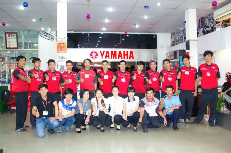 Yamaha Town Công Thành 1