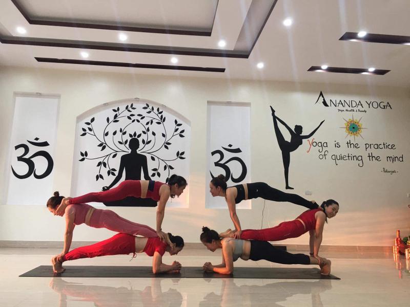 Yoga Ananda Quảng Trị