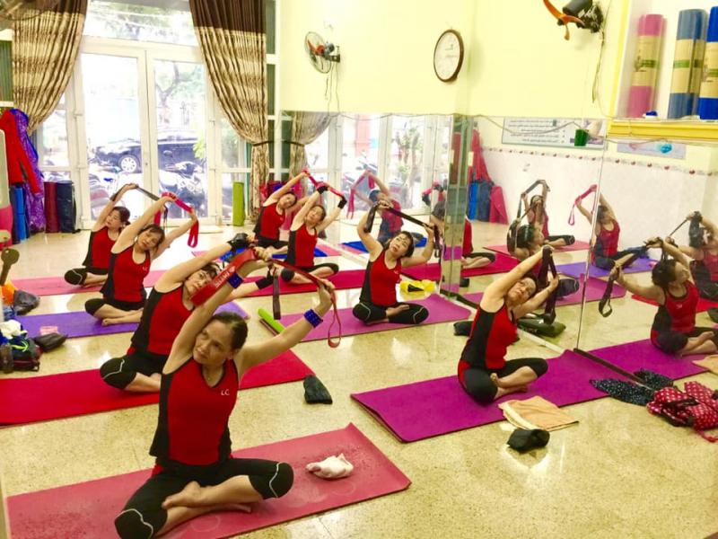 Yoga Sức Sống Mới Quy Nhơn - Phú Tài - Diêu Trì