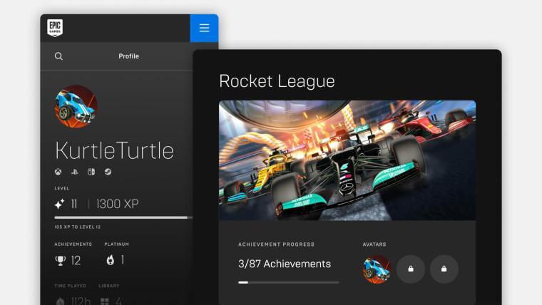 Epic Games Store sắp triển khai hệ thống xếp hạng