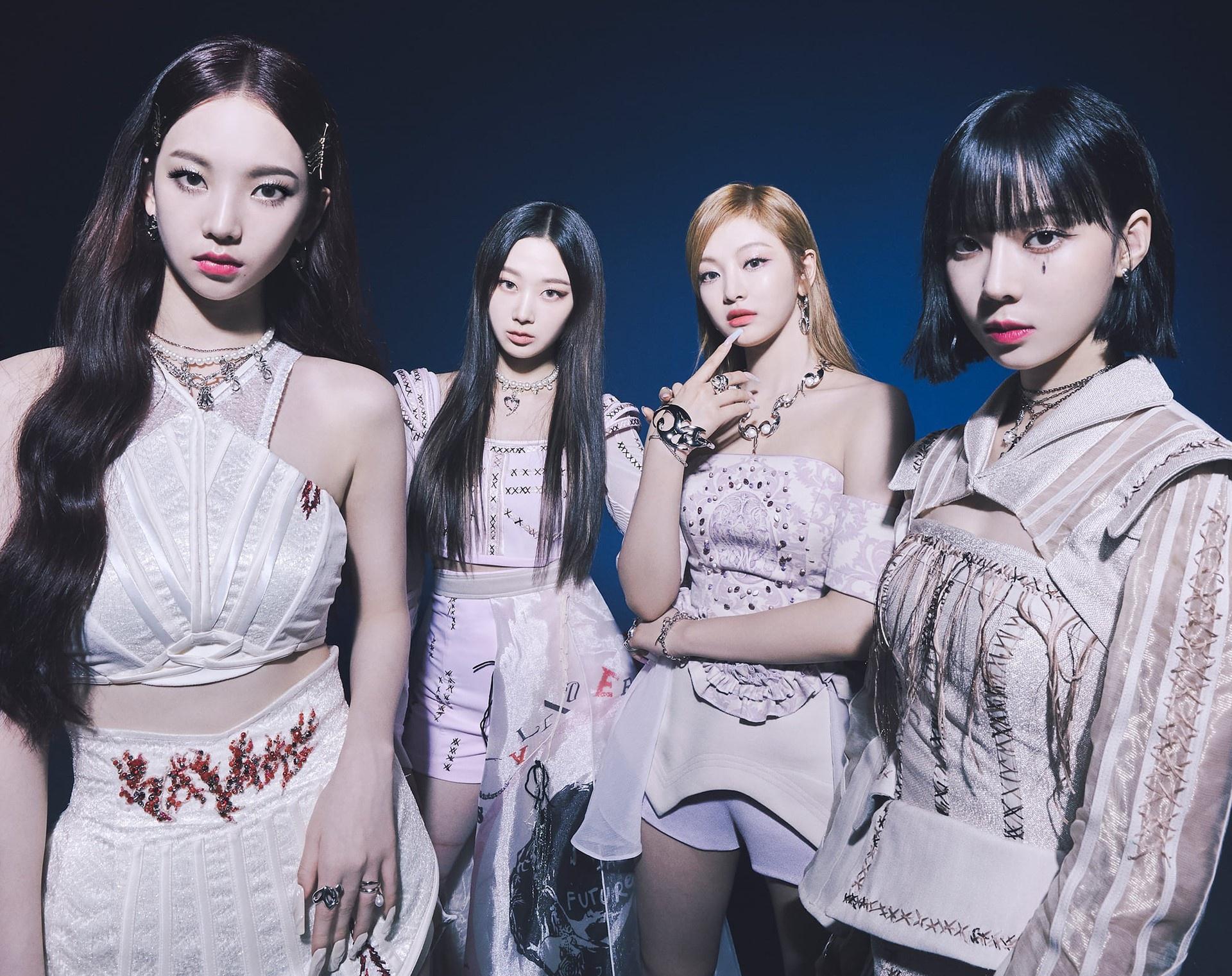 Nhóm nhạc nữ đang thống trị Kpop
