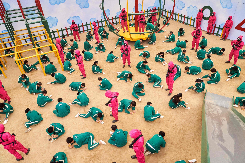 'Squid Game' viết tiếp thành công của phim Hàn Quốc