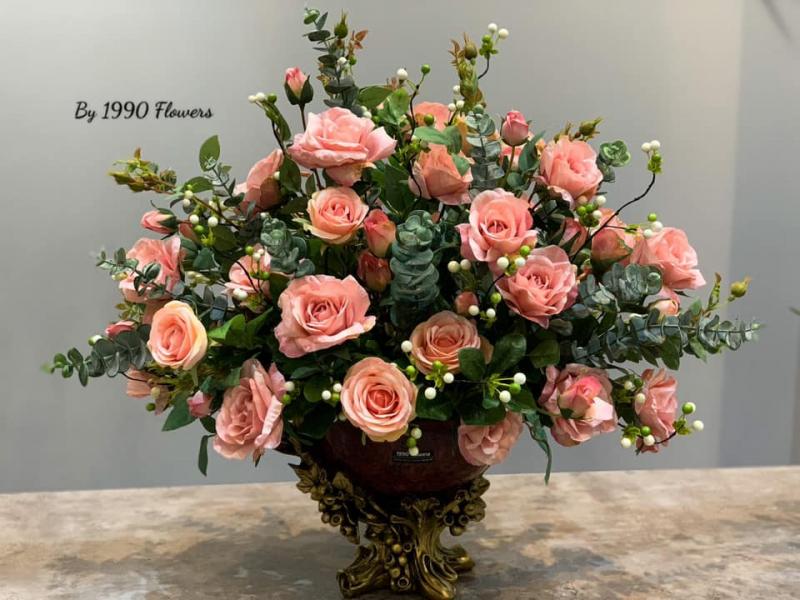 Top 9 Shop hoa giả đẹp nhất Đà Nẵng