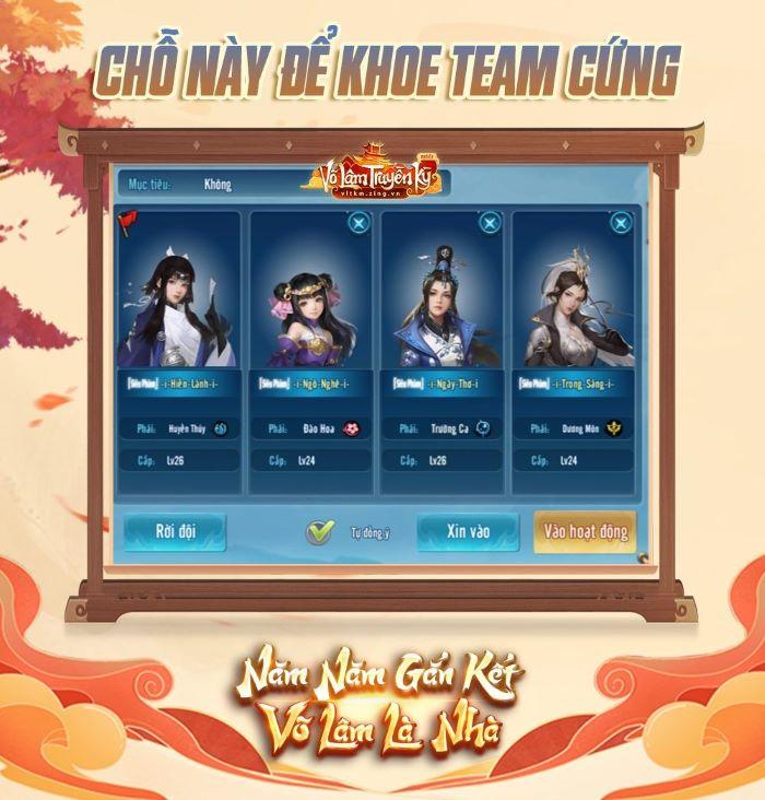 VLTK Mobile: Nhận quà event Thổi Nến, hào hứng kể chuyện ngày xưa