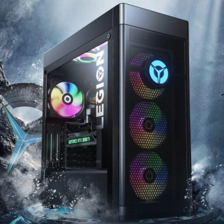 Lenovo tiết lộ máy chơi game đầu tiên dùng CPU Intel Alder Lake