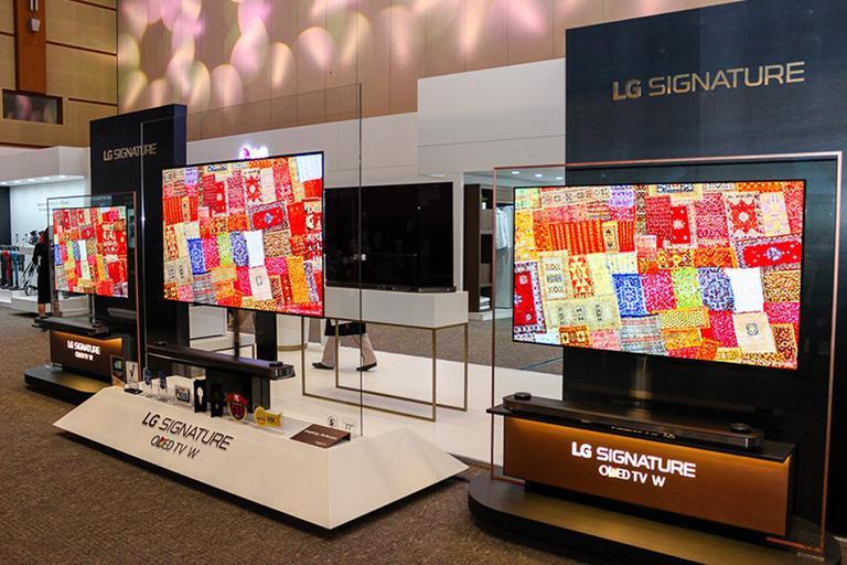 TikTok ra mắt ứng dụng cho LG Smart TV 2020 và 2021