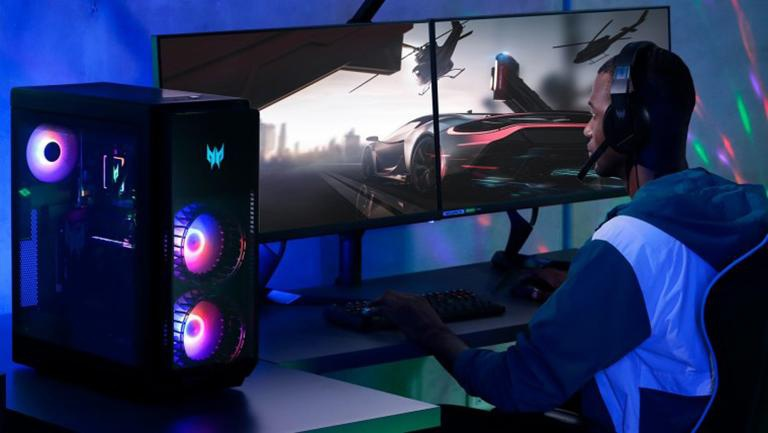 Acer ra mắt PC chơi game Predator Orion 7000 với CPU Alder Lake-S