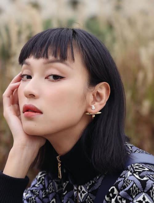 Người mẫu Hong Kong đóng vai danh ca Mai Diễm Phương