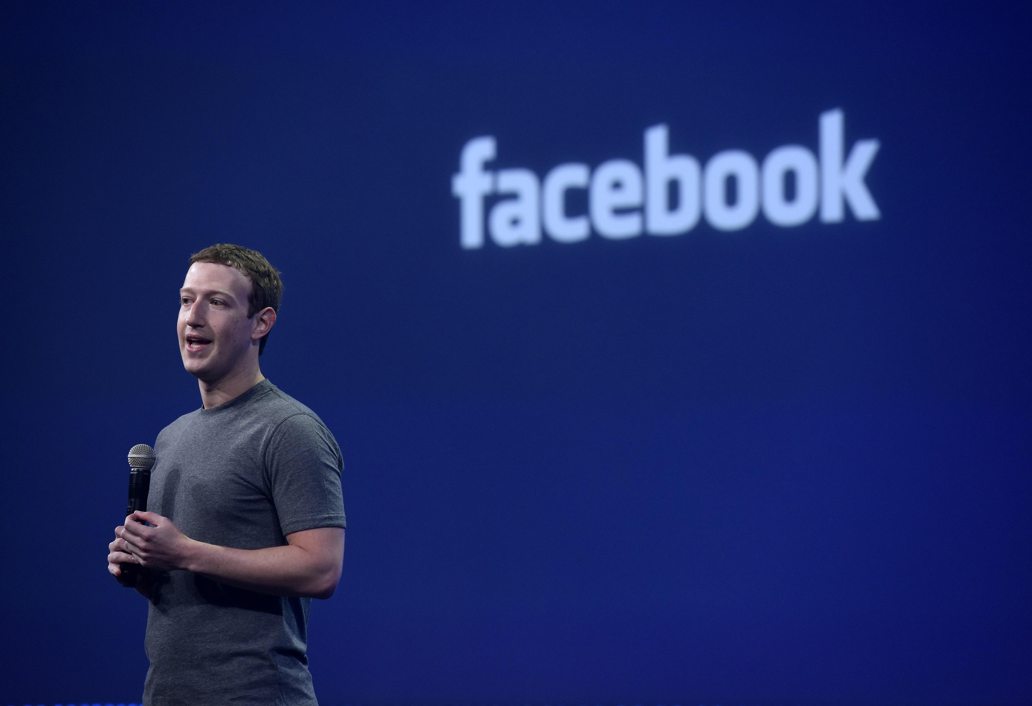 Mark Zuckerberg đối diện khoản phạt 1,5 tỷ USD