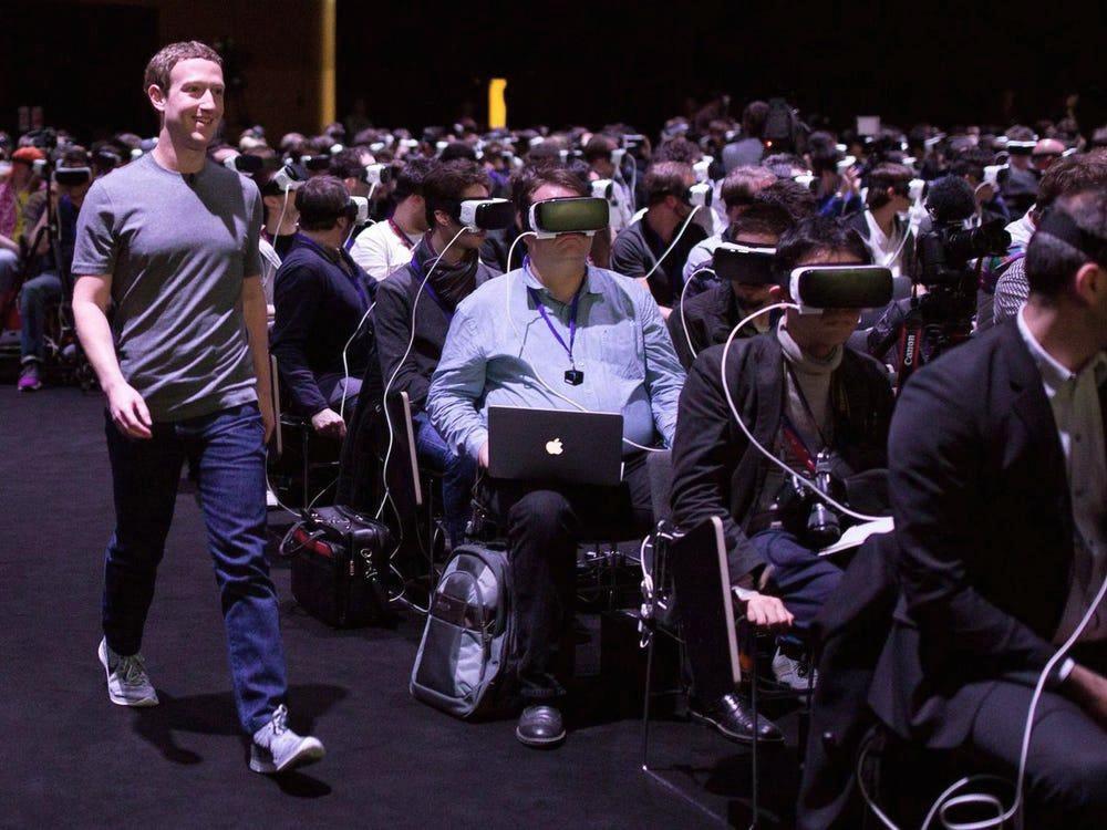 Facebook đào tạo AI theo dõi cuộc sống người dùng