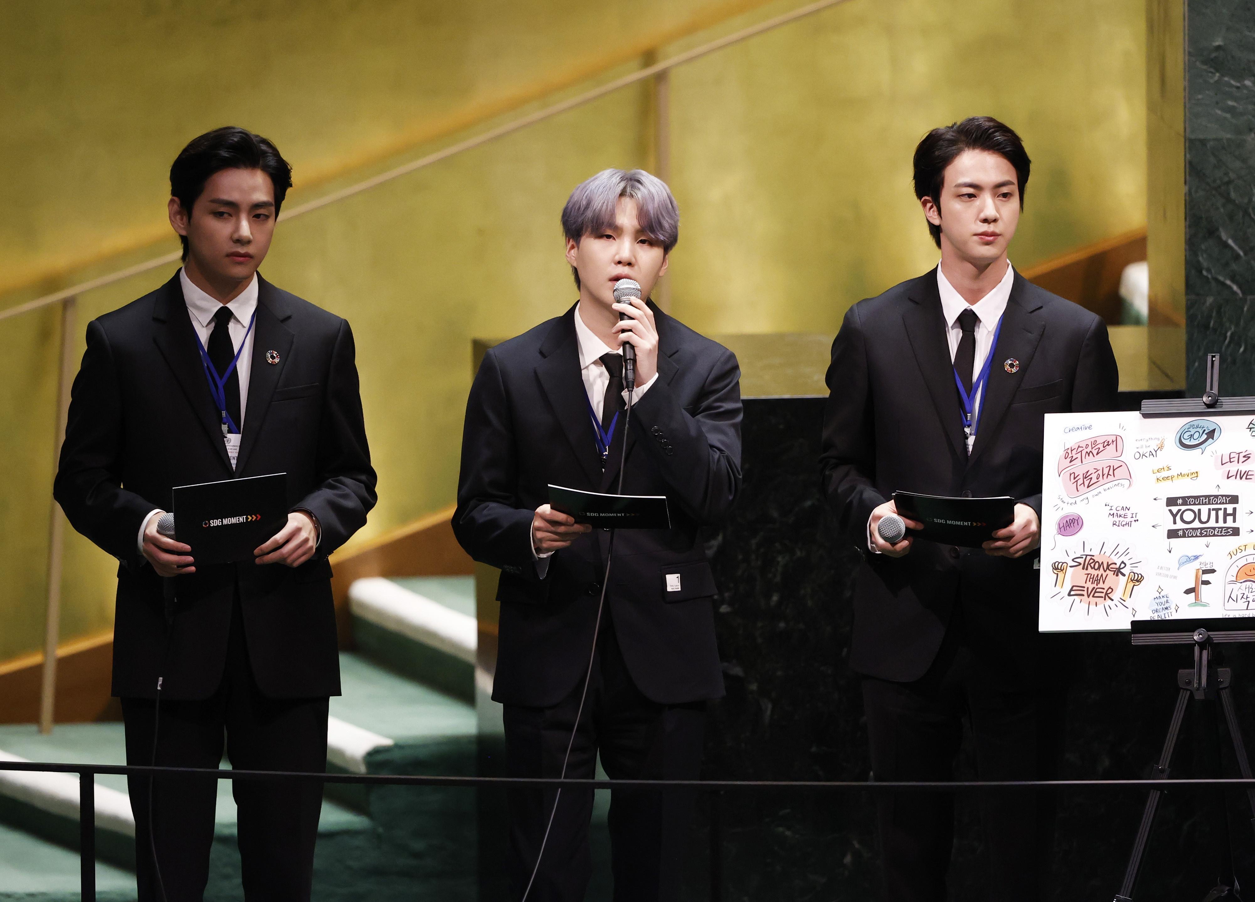 Phong cách của BTS trở thành biểu tượng Kpop