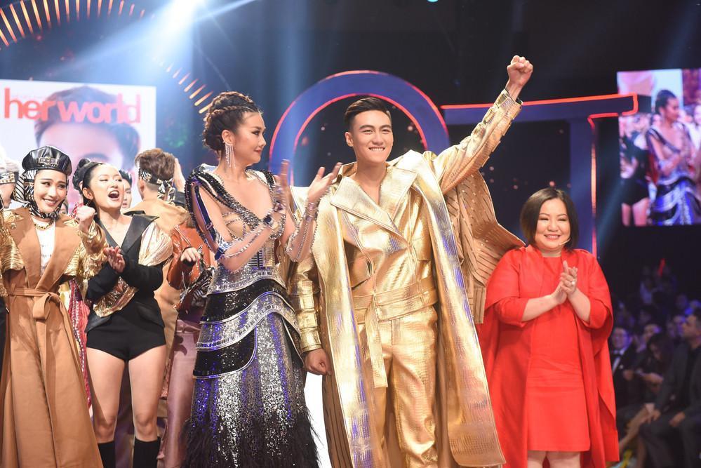 Truyền hình thực tế thời giãn cách 'The Next Face Vietnam' tìm người mẫu thế hệ 4.0