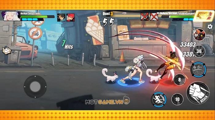 Captor Clash: Game hành động RPG về cuộc chiến trong thế giới công nghệ vượt bậc