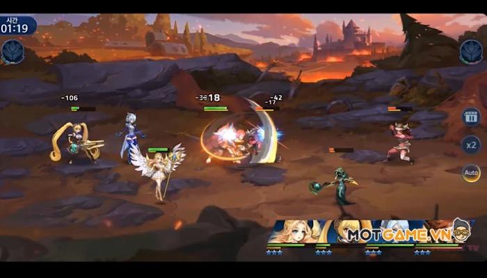 Symphony Of Epic: Mobile Legends phiên bản AFK/Idle?