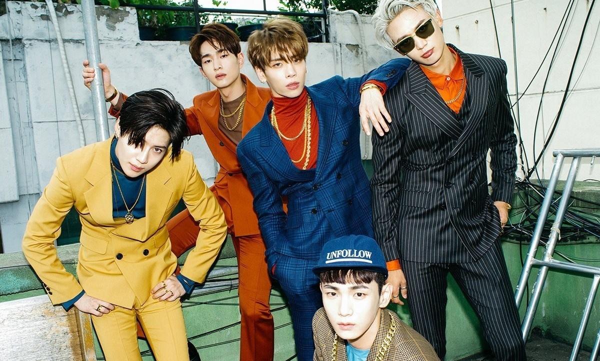 Triều đại của các hoàng tử phi giới tính Kpop