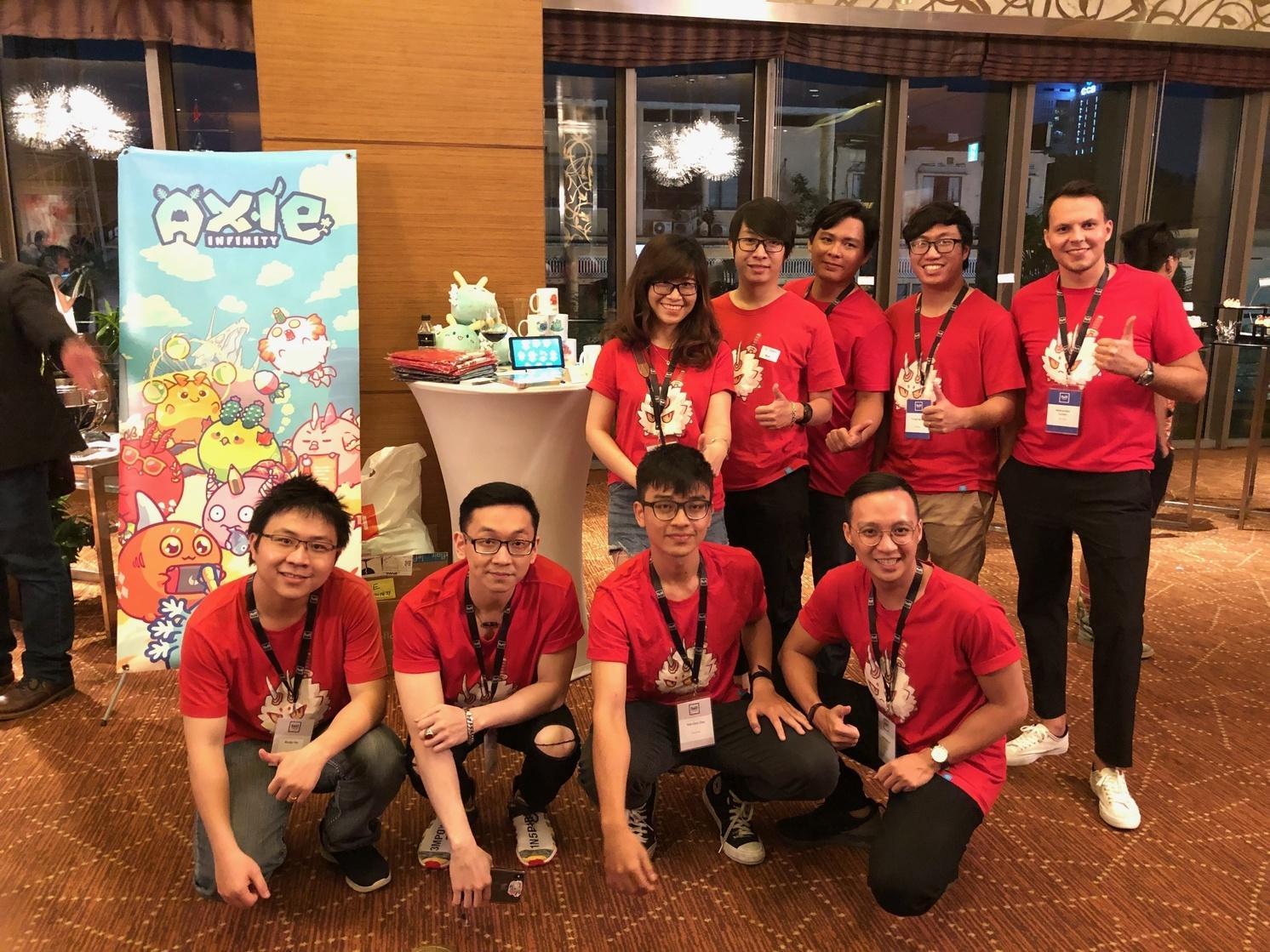 Loại coin của dự án game Việt đạt vốn hóa 9 tỷ USD