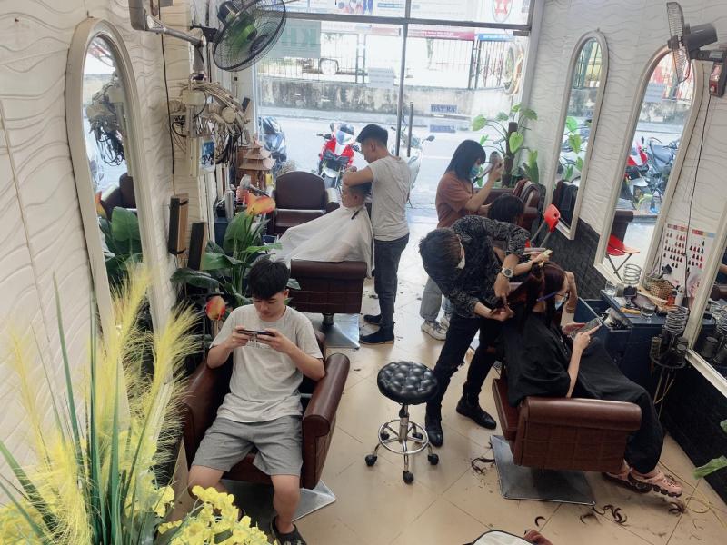 Top 5 Salon làm tóc đẹp nhất quận Nam Từ Liêm, Hà Nội