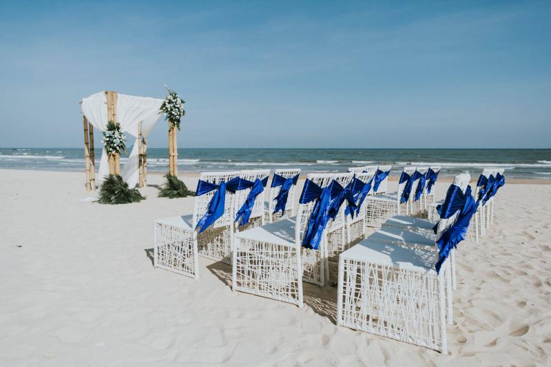 Top 6 Địa điểm tổ chức tiệc cưới ngoài trời đẹp nhất tại Bà Rịa – Vũng Tàu