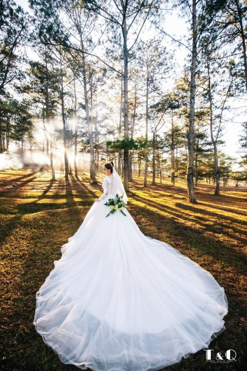 Top 10 Địa chỉ cho thuê váy cưới đẹp nhất tỉnh Lâm Đồng