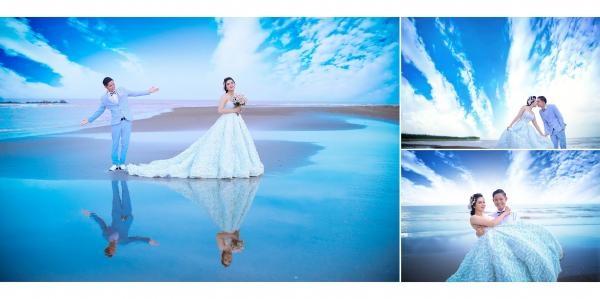 Top 5 Địa điểm chụp ảnh cưới ngoại cảnh độc đáo nhất tại Trà Vinh