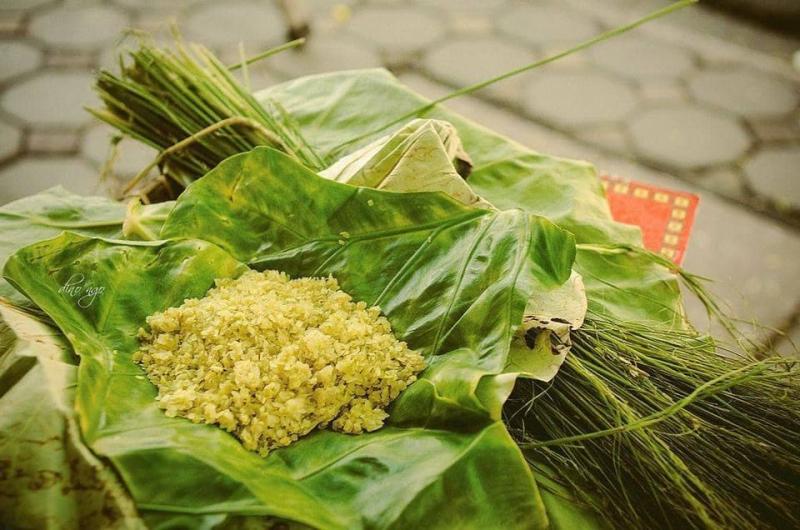 Top 7 Địa chỉ mua cốm làng Vòng, chả cốm tại Hà Nội