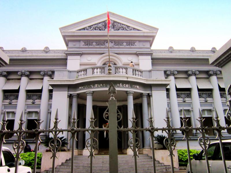 Bảo tàng TP Hồ Chí Minh