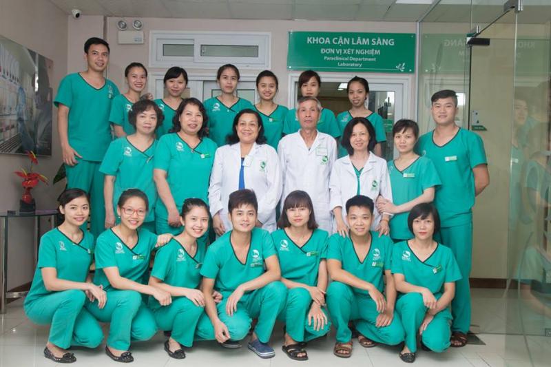 Bệnh viên đa khoa quốc tế Thu Cúc