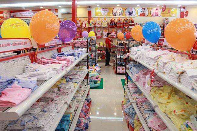 Top 8 Shop bán quần áo trẻ sơ sinh đẹp nhất quận 2, TP. HCM