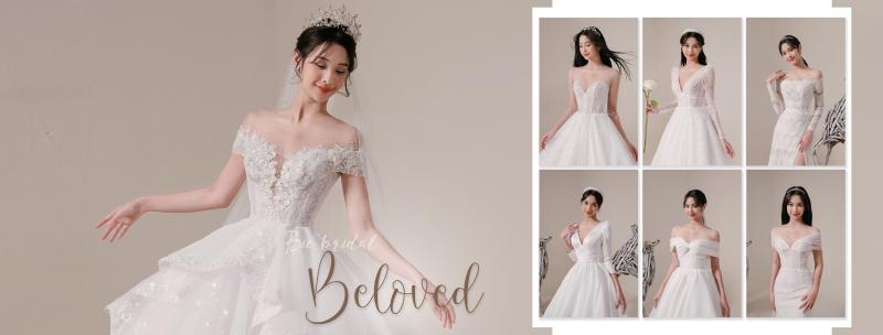 Top 4 Studio cho thuê váy cưới đẹp nhất quận 4, TP. HCM