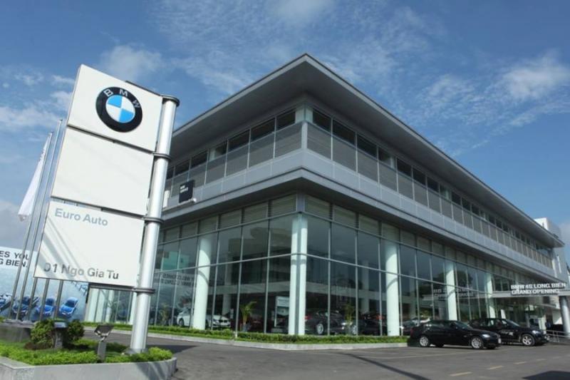 Top 3 Đại lý bán xe ôtô BMW chất lượng nhất tại Hà Nội