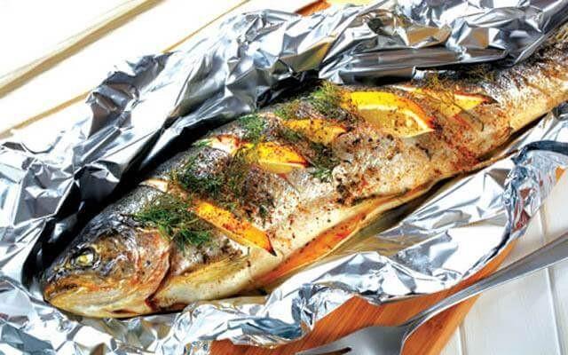 Top 10 Cách nướng cá bằng nồi chiên không dầu ngon nhất