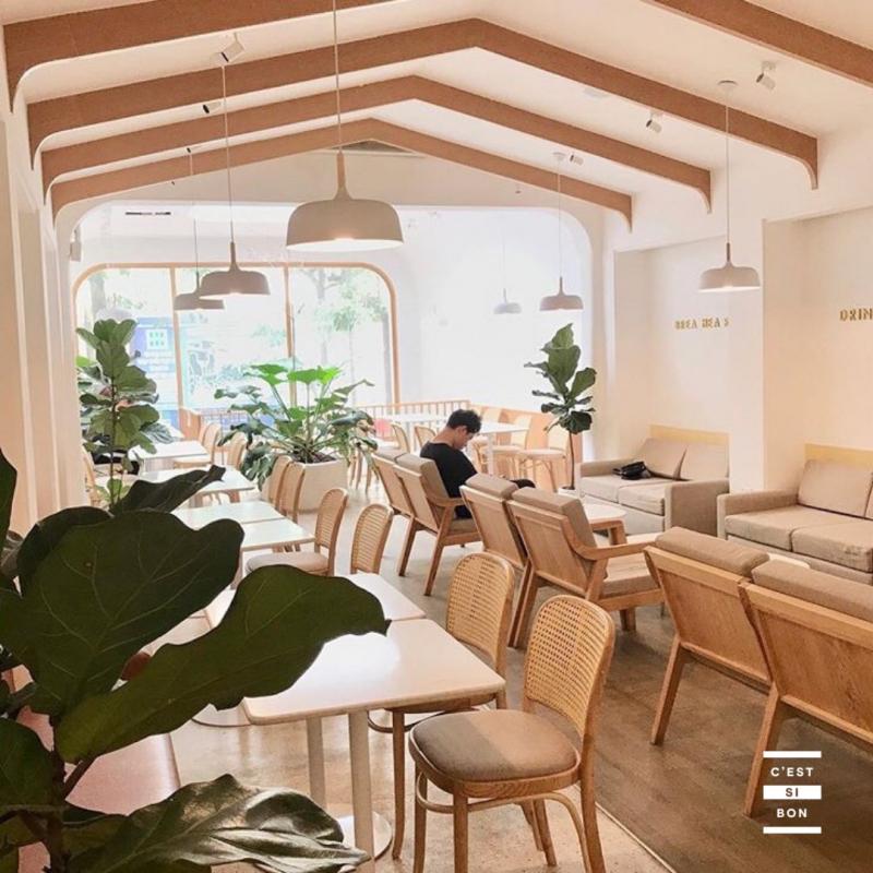 Top 11 Quán cafe phong cách Hàn Quốc đẹp nhất Hà Nội