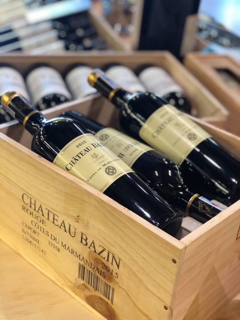 Top 6 Cửa hàng rượu vang uy tín nhất tại TP. HCM