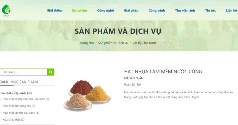 Công ty TNHH Green
