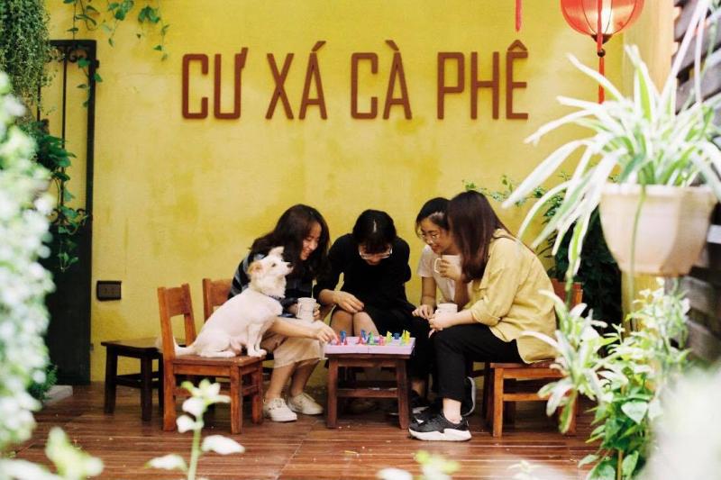 Top 16 Quán cafe có không gian độc đáo nhất Hà Nội