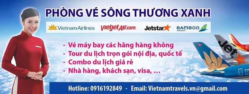 Top 6 Phòng vé máy bay uy tín nhất tỉnh Bắc Giang