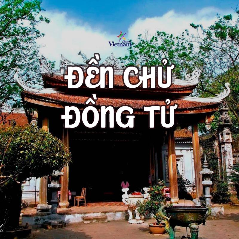 Đền Chử Đồng Tử - Hưng Yên