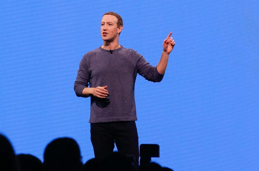 Dân mạng tò mò tên mới của Facebook