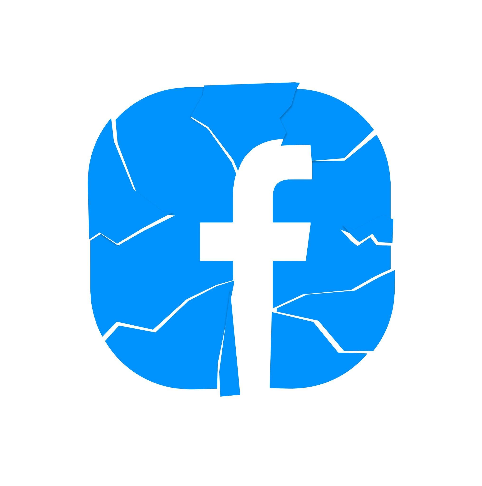 Sự cố sập mạng tiết lộ tình trạng xấu của Facebook