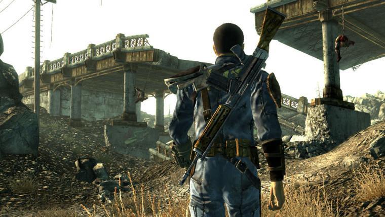 Fallout 3 cập nhật và loại bỏ yêu cầu Games for Windows Live