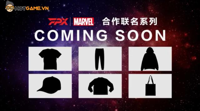 LMHT: Hợp tác với Marvel, đội tuyển FunPlus Phoenix hoá thân thành Avengers