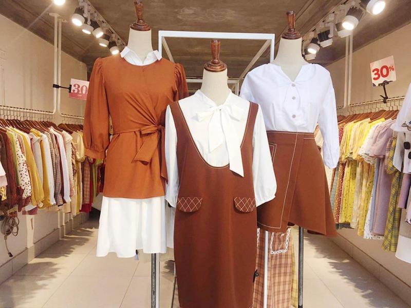 Top 9 Cửa hàng bán quần áo nữ đẹp nhất tại quận Hà Đông, Hà Nội