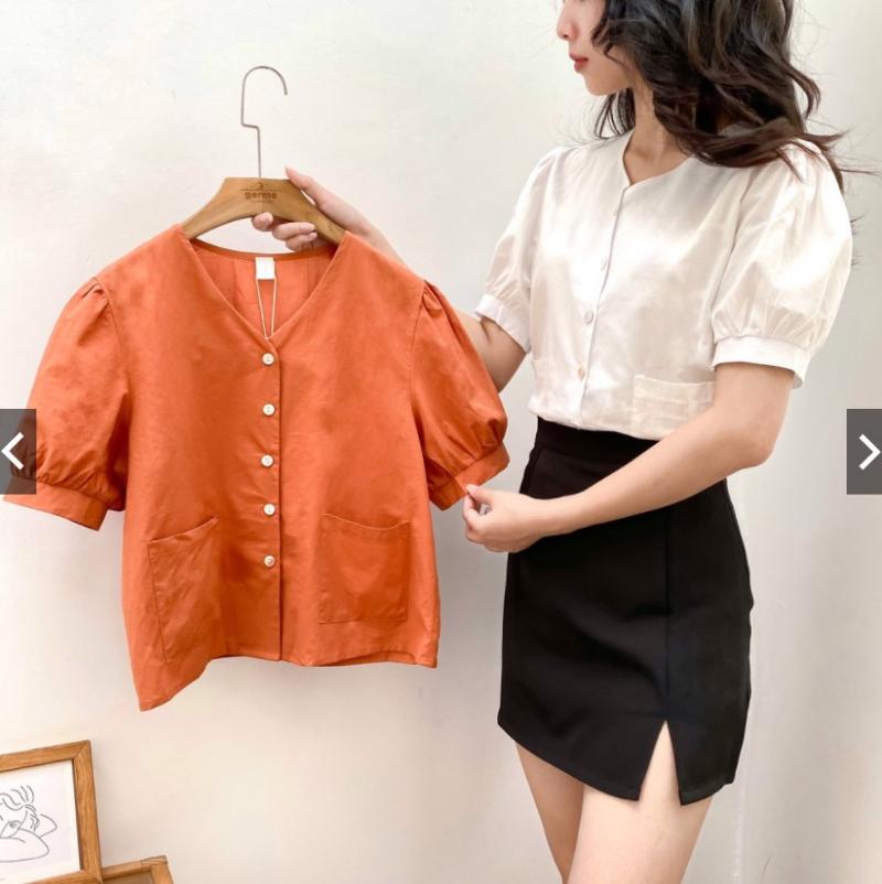 Top 10 Shop đồ sơ mi xinh xắn tại Hà Nội dành cho các cô nàng
