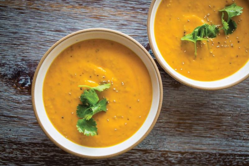 Giảm cân bằng hạt chia nấu súp nhanh nhất