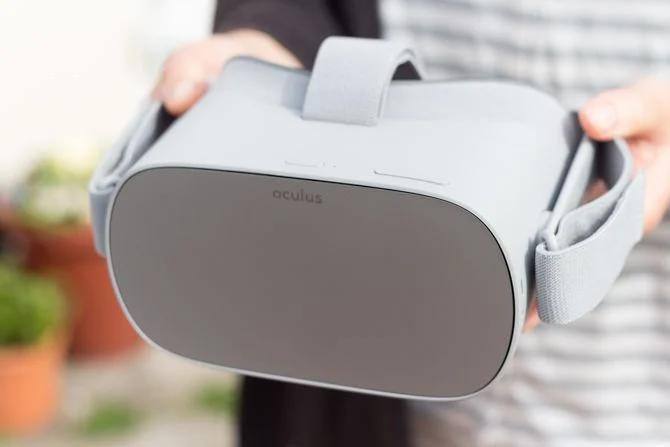 Facebook mở khóa hệ thống cho kính thực tế ảo Oculus Go