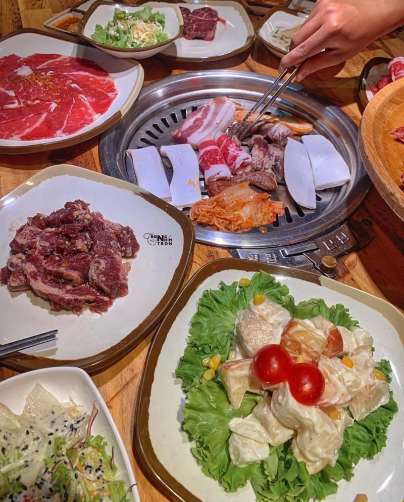 Top 8 Nhà hàng Hàn Quốc ngon nổi tiếng tại quận 7, TP. HCM